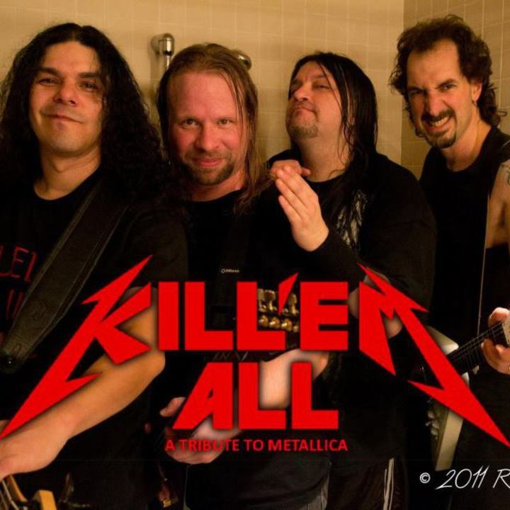 Kill 'em All Tour Dates