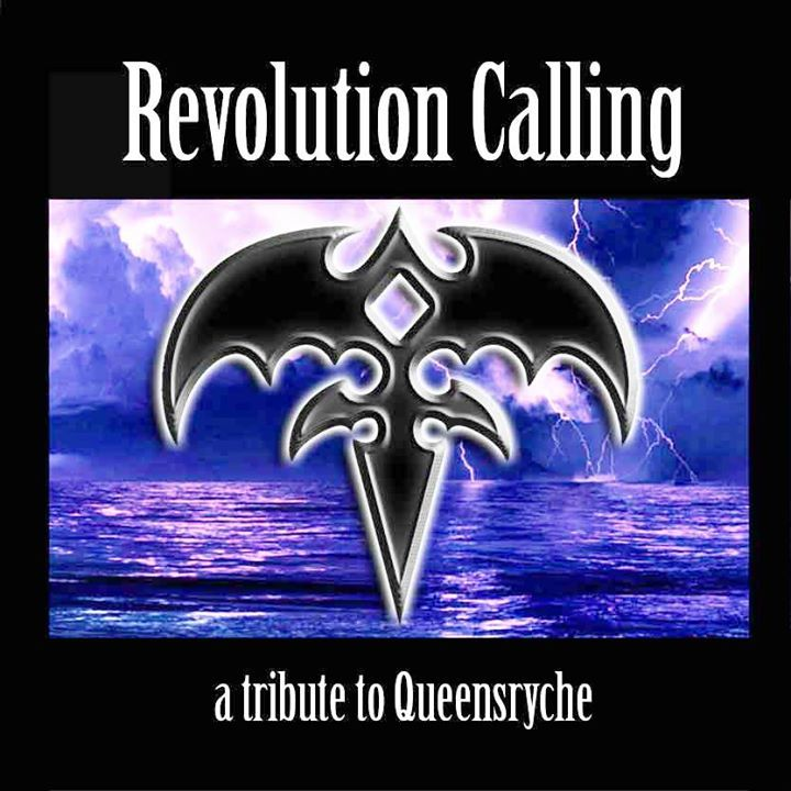 Revolution Calling - A tribute to Queensryche Tour Dates