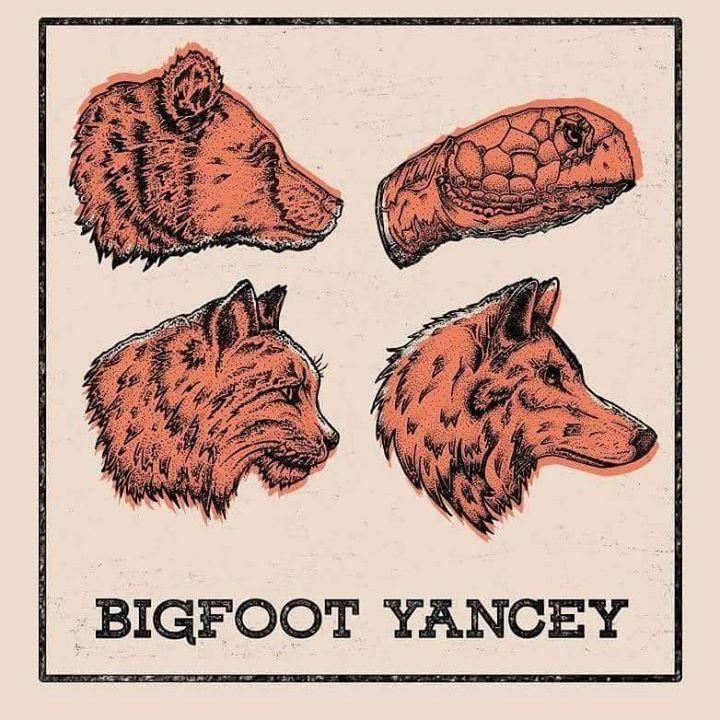 Bigfoot Yancey Tour Dates