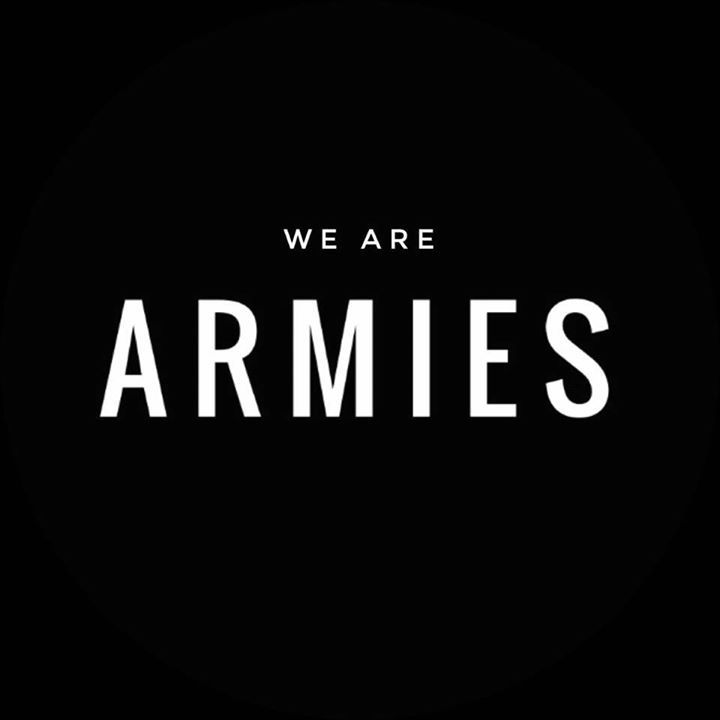 ARMIES Tour Dates