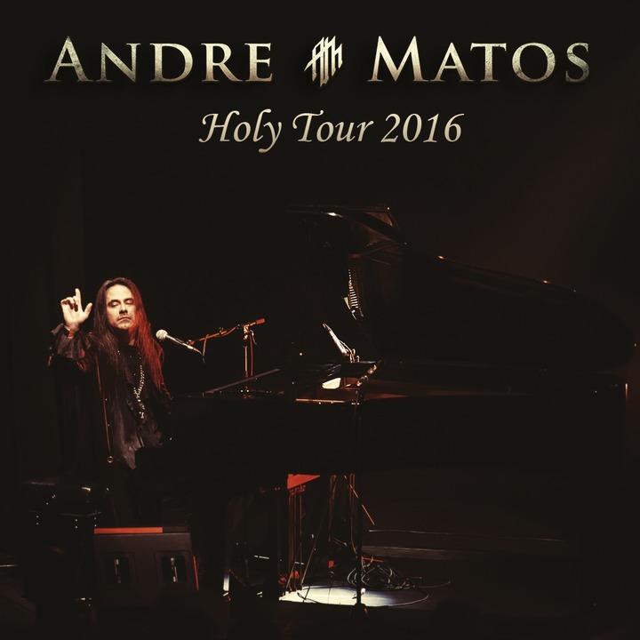 Andre Matos Tour Dates