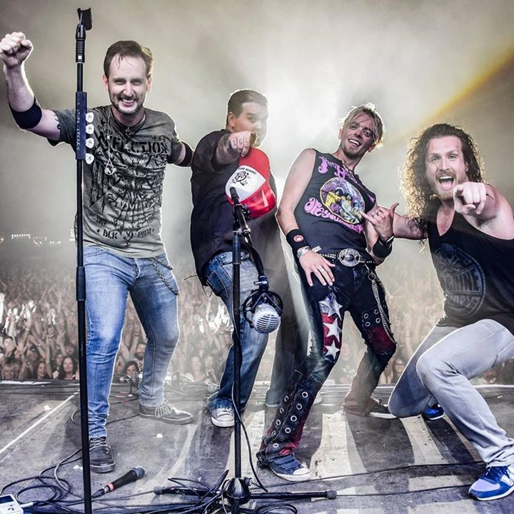 Black Stone Cherry Tour Dates