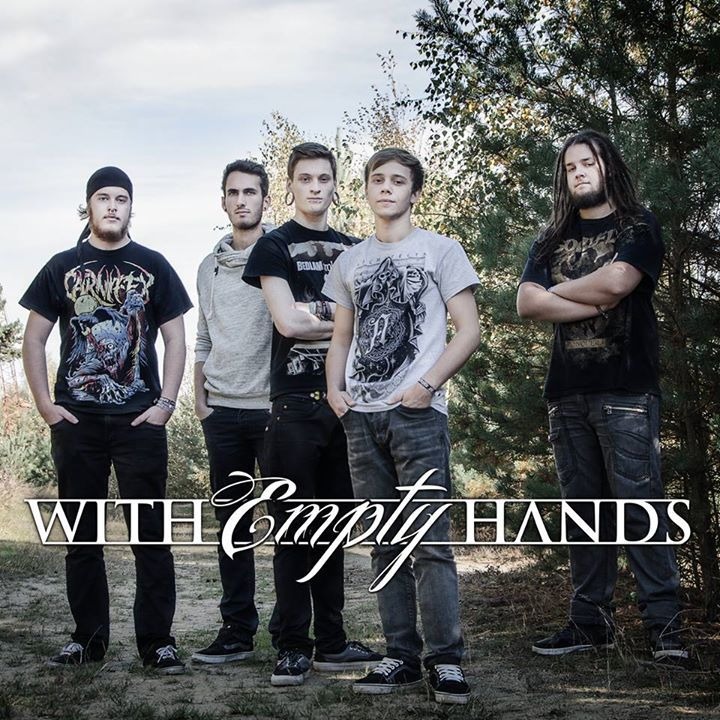 With Empty Hands Tour Dates