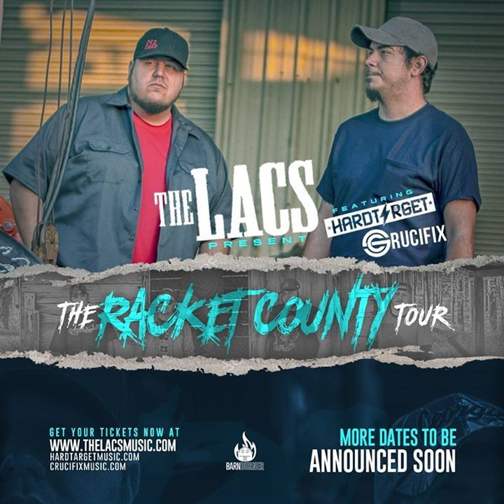 The Lacs @ Tally Ho Theatre - Leesburg, VA