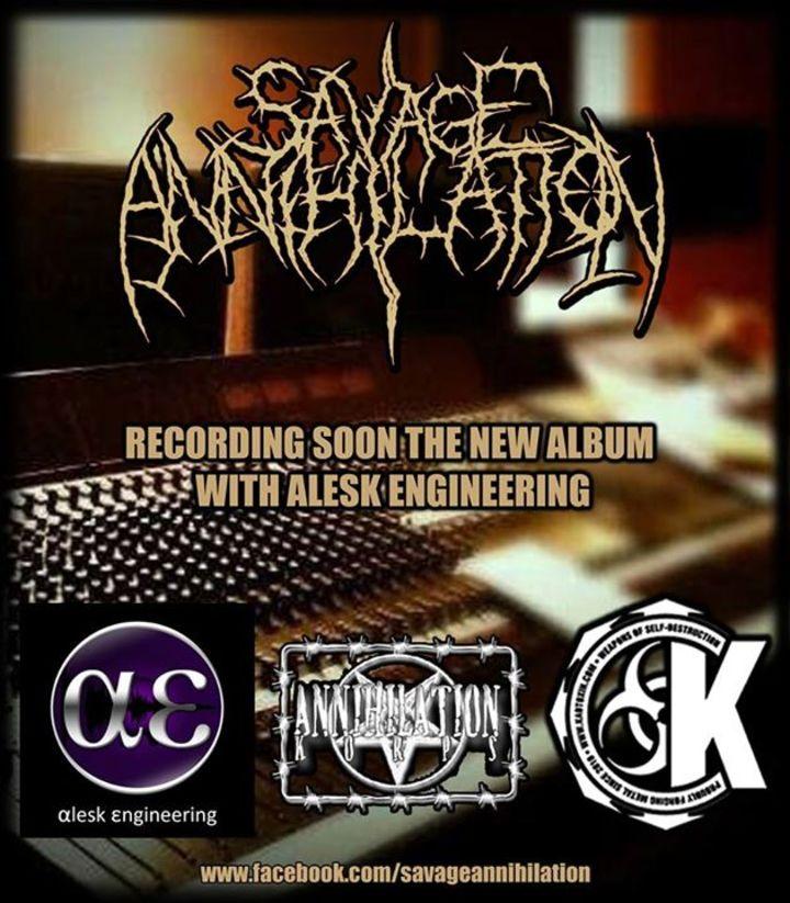 Savage Annihilation Tour Dates