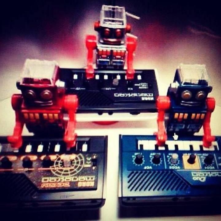My Favorite Robot Tour Dates