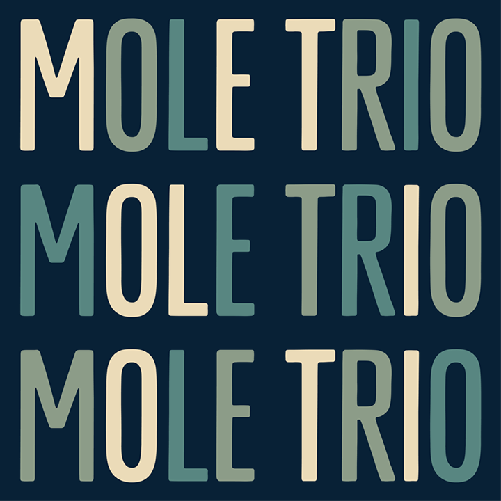 Mole Trio @ Pina Bausch Theater - Essen, Germany