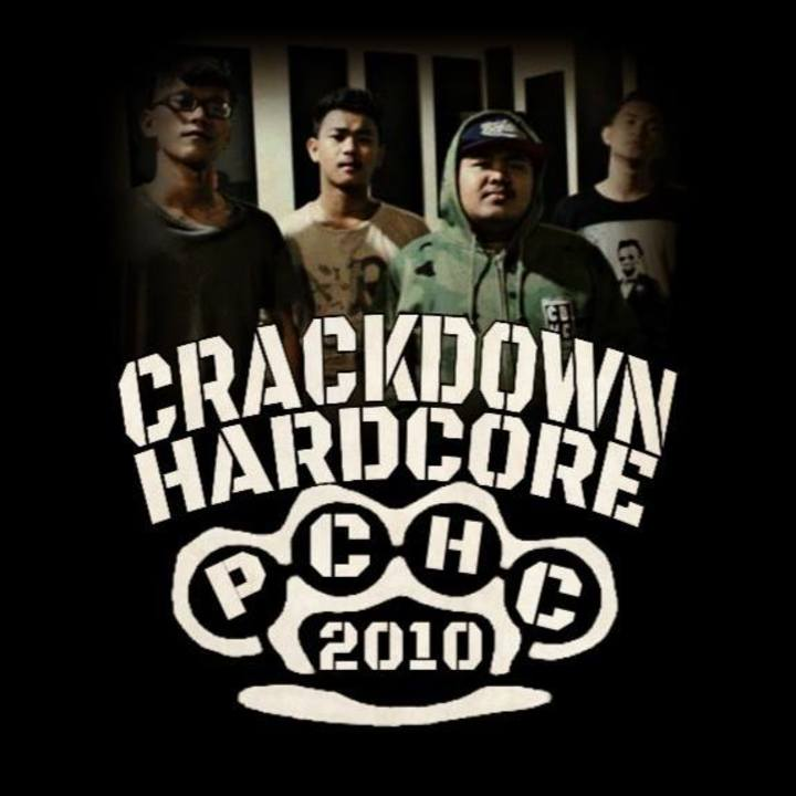 CRACKDOWN HARDCORE Tour Dates