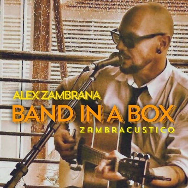 Acústico Alex Zambrana Tour Dates