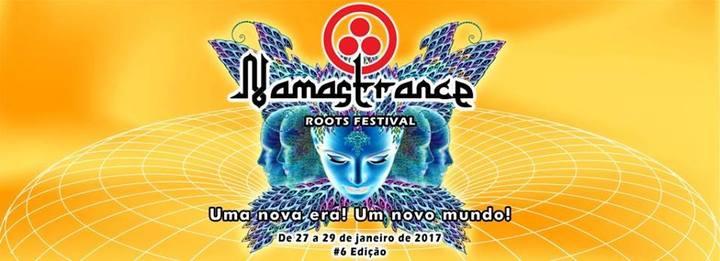 Yah Yel @ Namastrance Roots Festival - Sao Paulo, Brazil