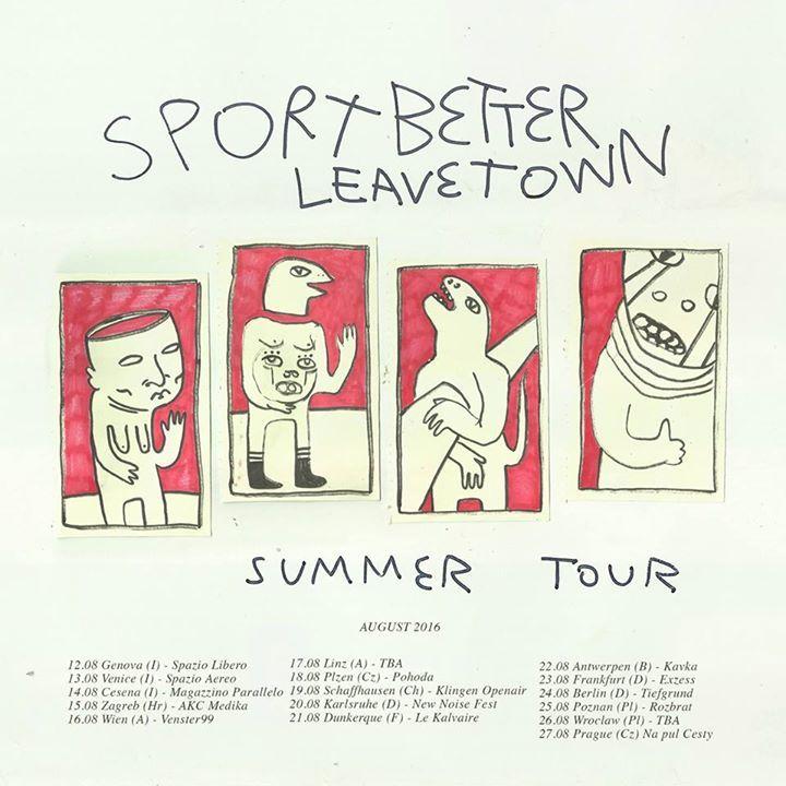 Sport Tour Dates