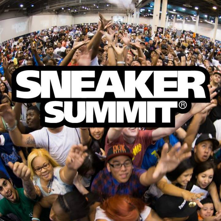 Sneaker Summit @ Bayou City Event Center  - Houston, TX