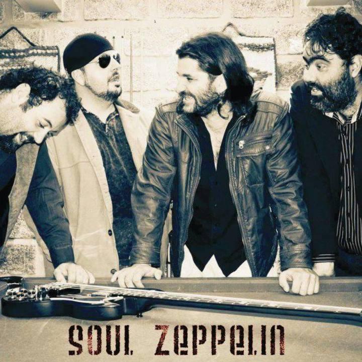 Soul Zeppelin - Led Zeppelin Cover Tour Dates