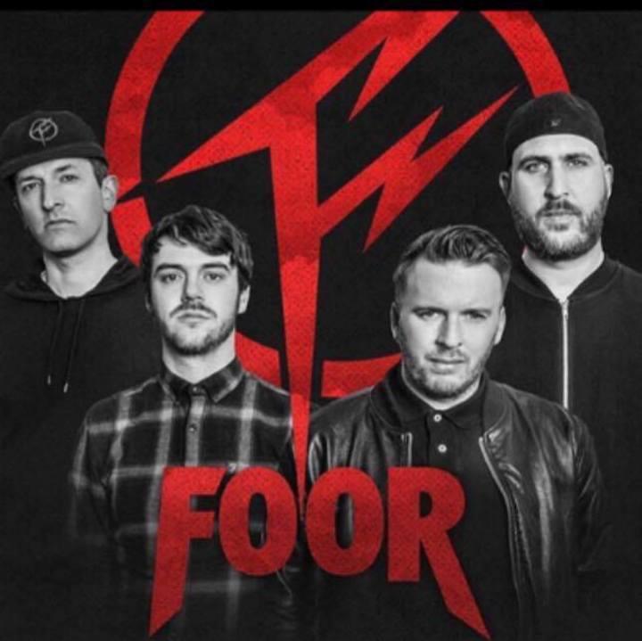 Foor Tour Dates