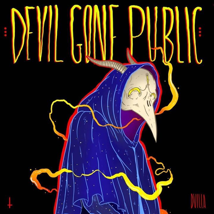 Devil Gone Public Tour Dates