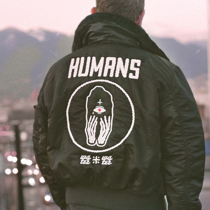 Humans Tour Dates