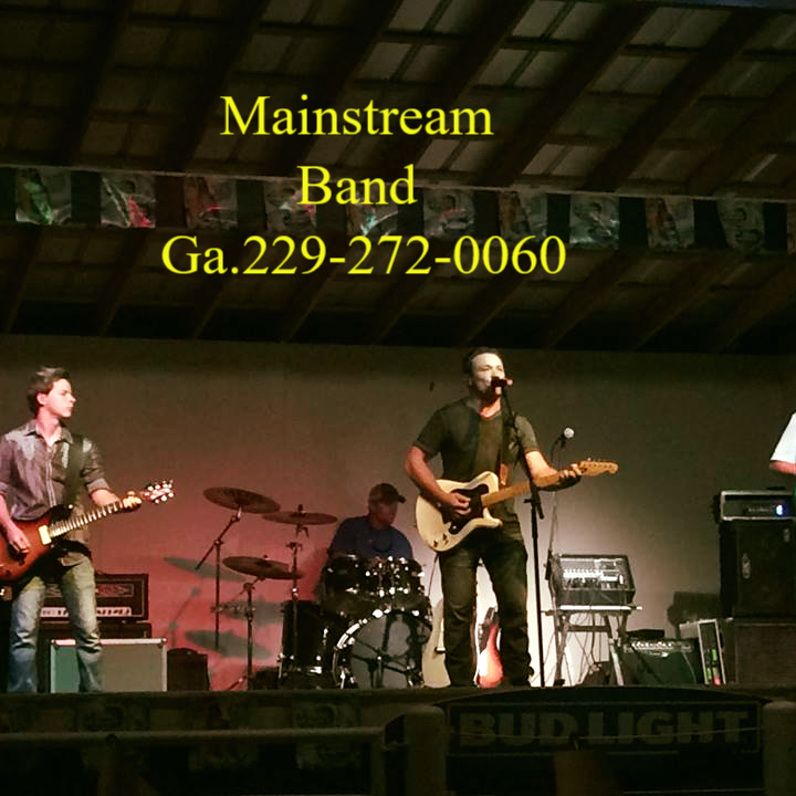 Mainstream Band Ga. @ Paddys Raw Bar - Eastpoint, FL