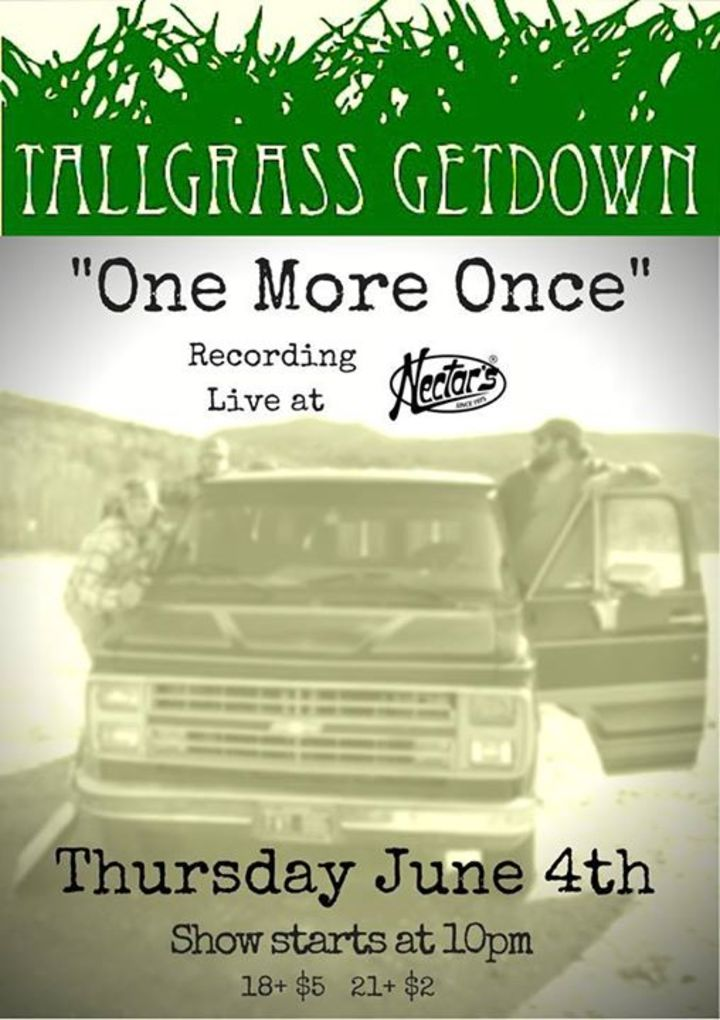 TallGrass GetDown Tour Dates