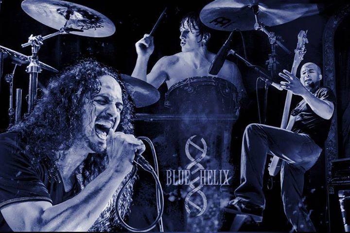 Blue Helix Tour Dates