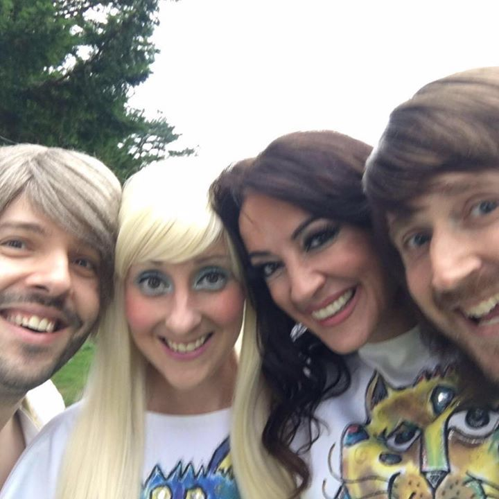 Sensation ABBA Tribute Band Tour Dates