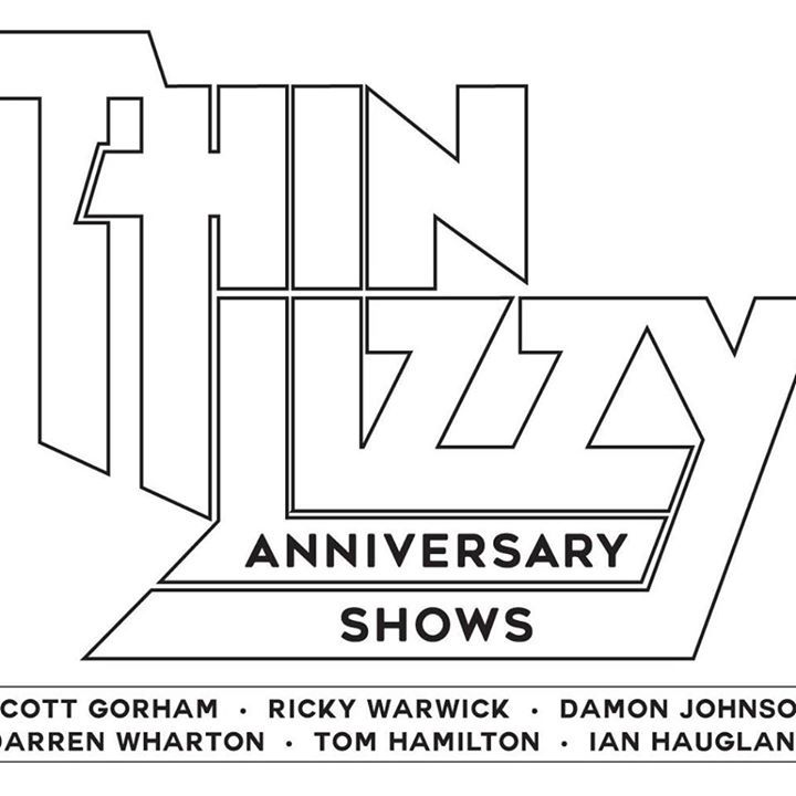 Thin Lizzy @ Rock Legends Cruise V - Fort Lauderdale, FL