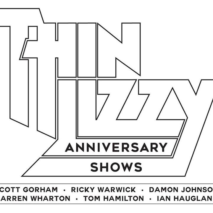 Thin Lizzy Official Tour Dates