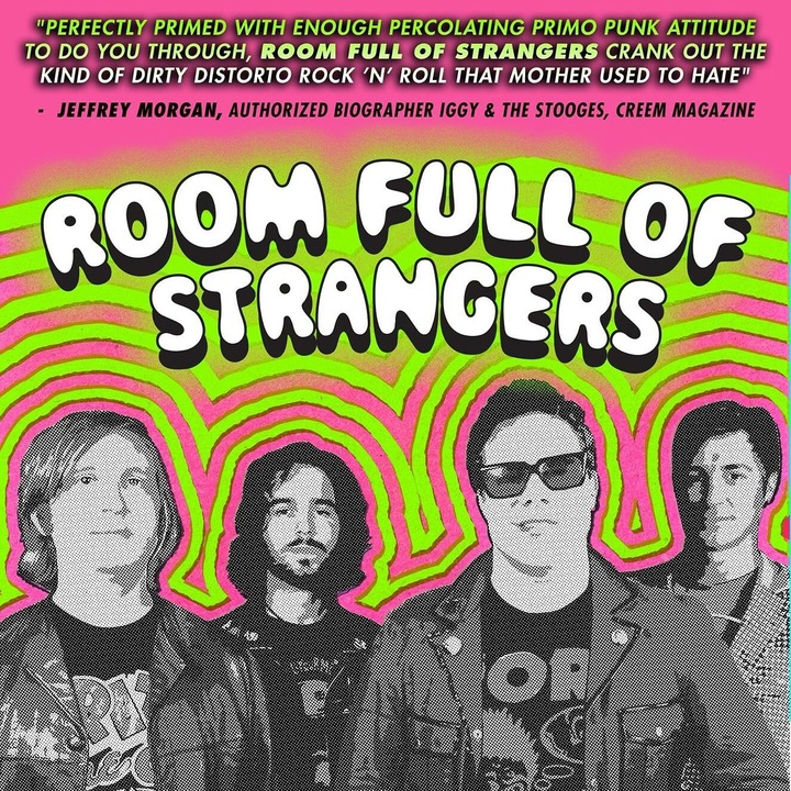 Room Full of Strangers Tour Dates
