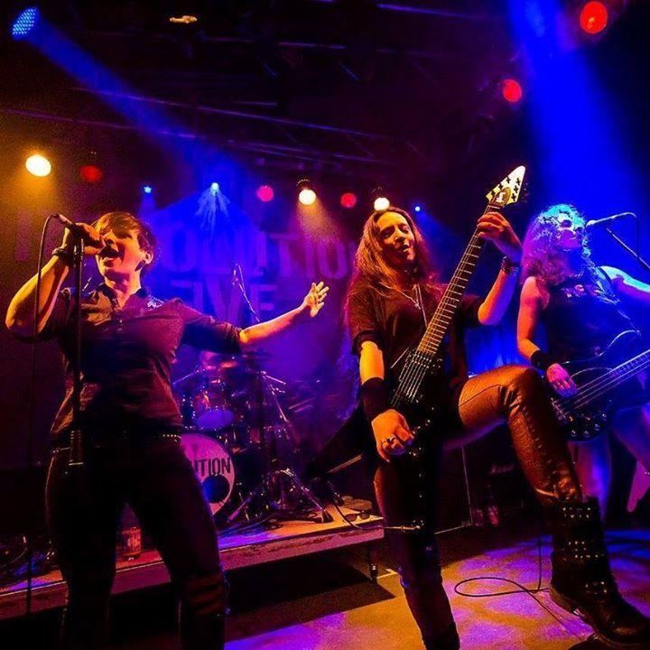 Revolution Eve Tour Dates