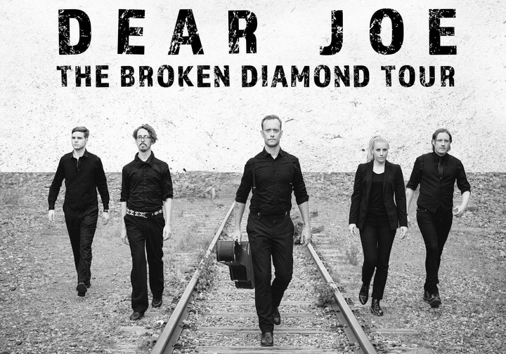 Dear Joe Tour Dates