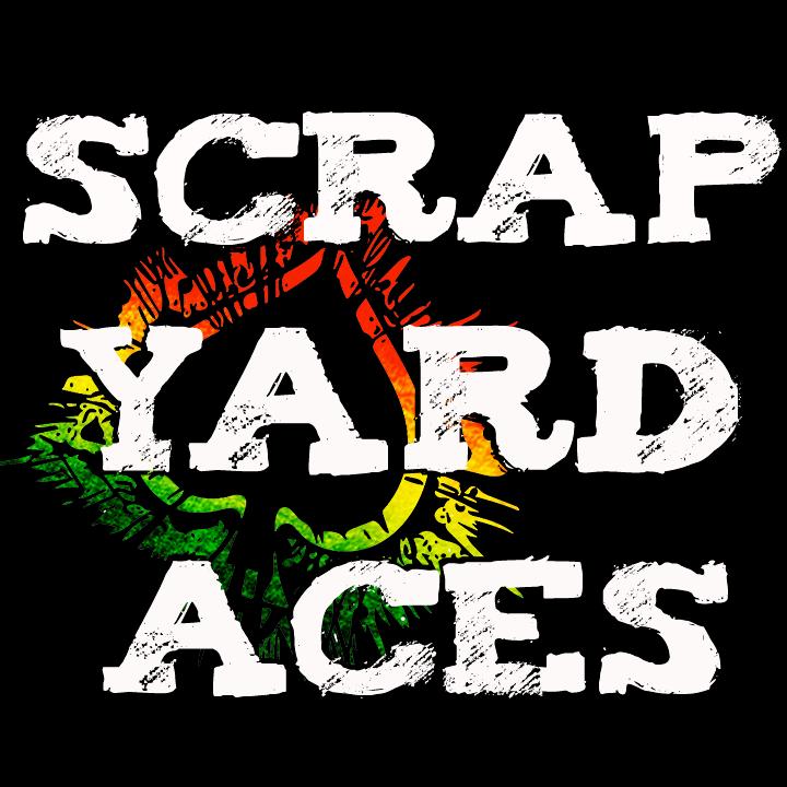 Scrap Yard Aces @ Diego's Rock N' Roll Bar - Santa Ana, CA