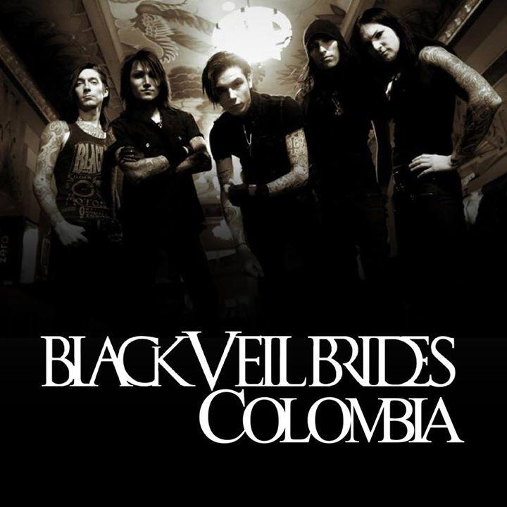 Black veil brides Army Colombia Tour Dates