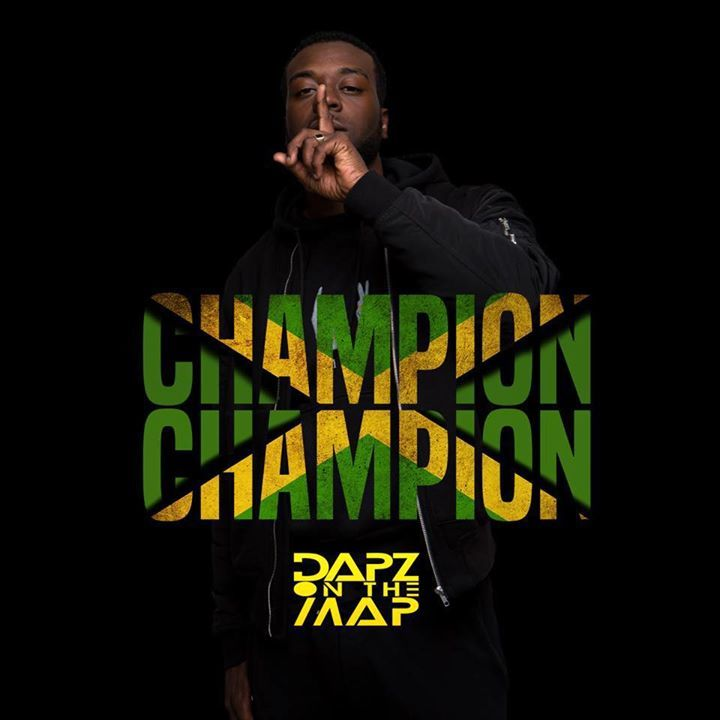 Dapz On The Map Tour Dates