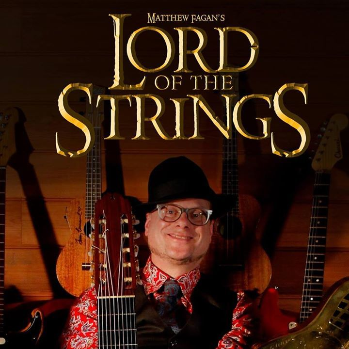 Lord of the Strings @ LCA Wine - Costa Mesa, CA
