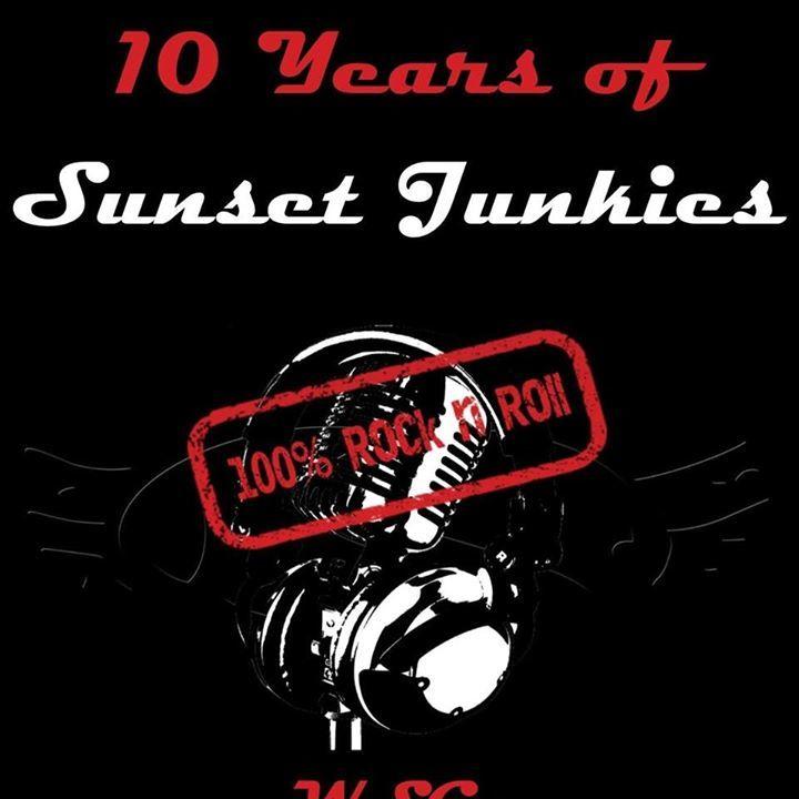 Sunset Junkies Tour Dates