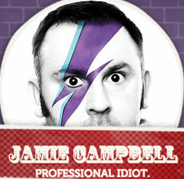 Jamie Campbell Tour Dates