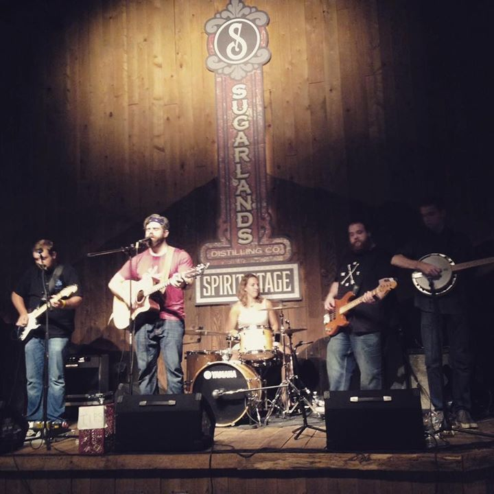 Handsome and the Humbles @ Yee-Haw Brewing - Johnson City, TN