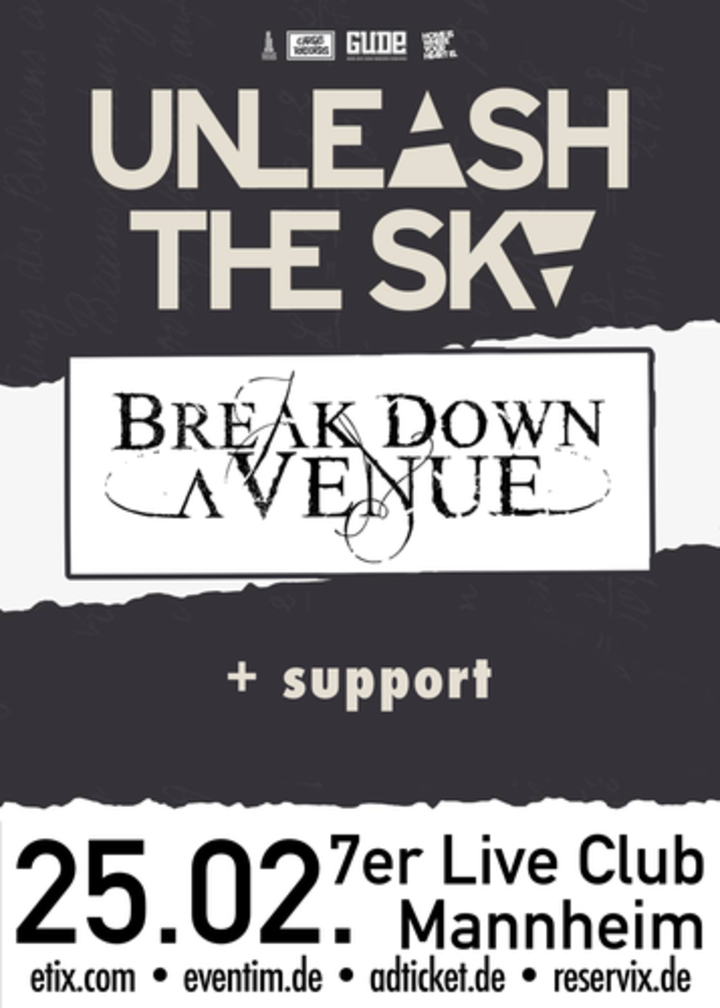 Break Down A Venue @ 7er Club - Mannheim, Germany