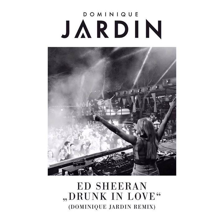 Dominique Jardin Tour Dates