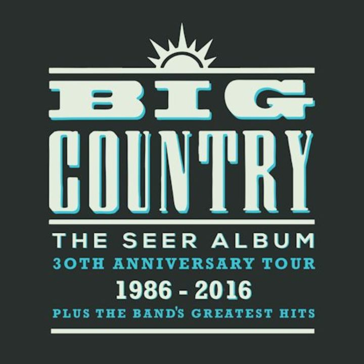 Big Country @ The Junction - Cambridge, United Kingdom