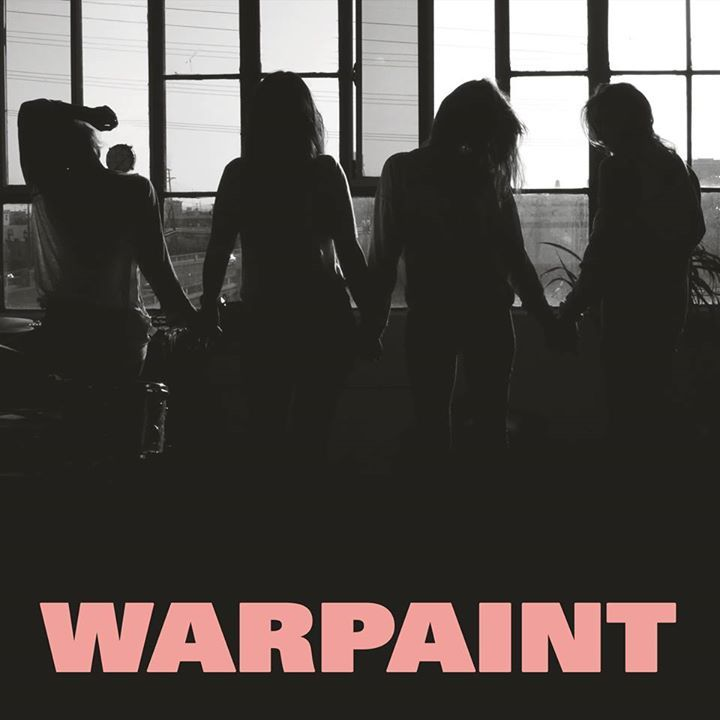 Warpaint @ Crystal Ballroom  - Portland, OR
