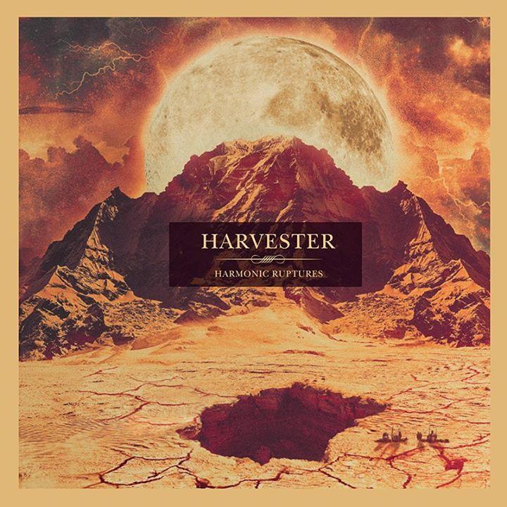 Harvester (Ire) Tour Dates