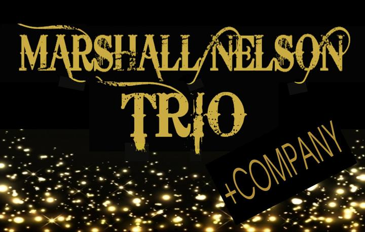 Marshall Nelson Trio @ Riverside Bar & Grille - Bath, ME