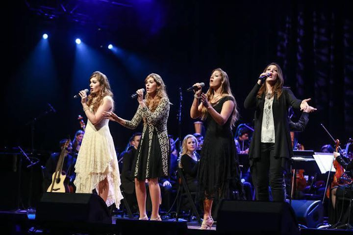 The Hall Sisters Tour Dates