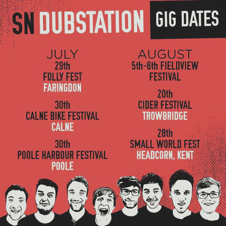 SN DubStation Tour Dates