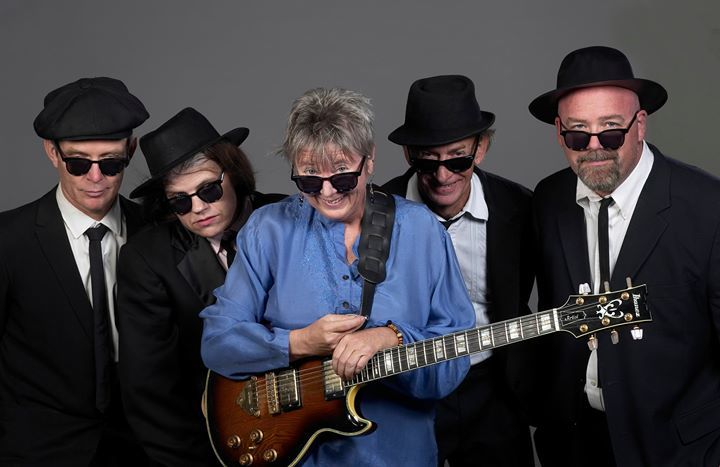Laurie D and the Blues Babes Tour Dates