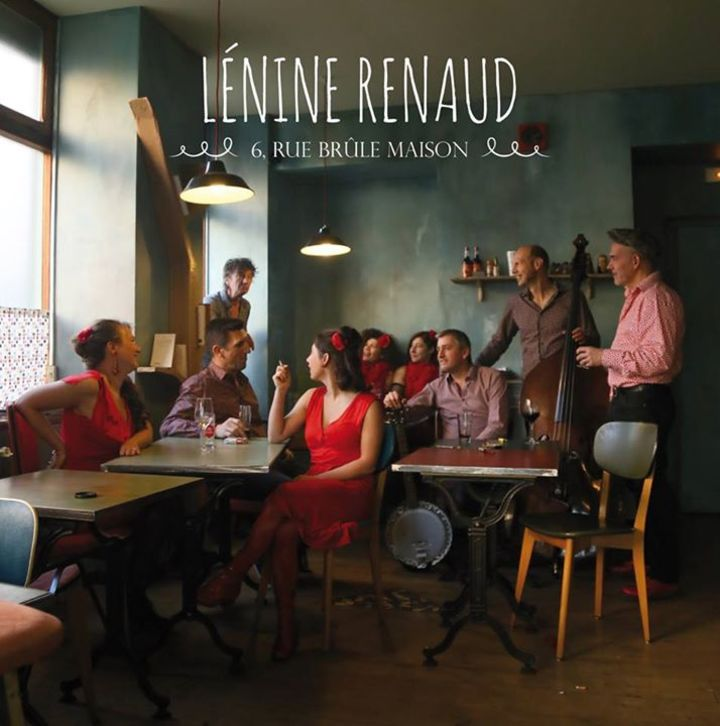 LENINE RENAUD @ Centre Culturel - Isbergues, France