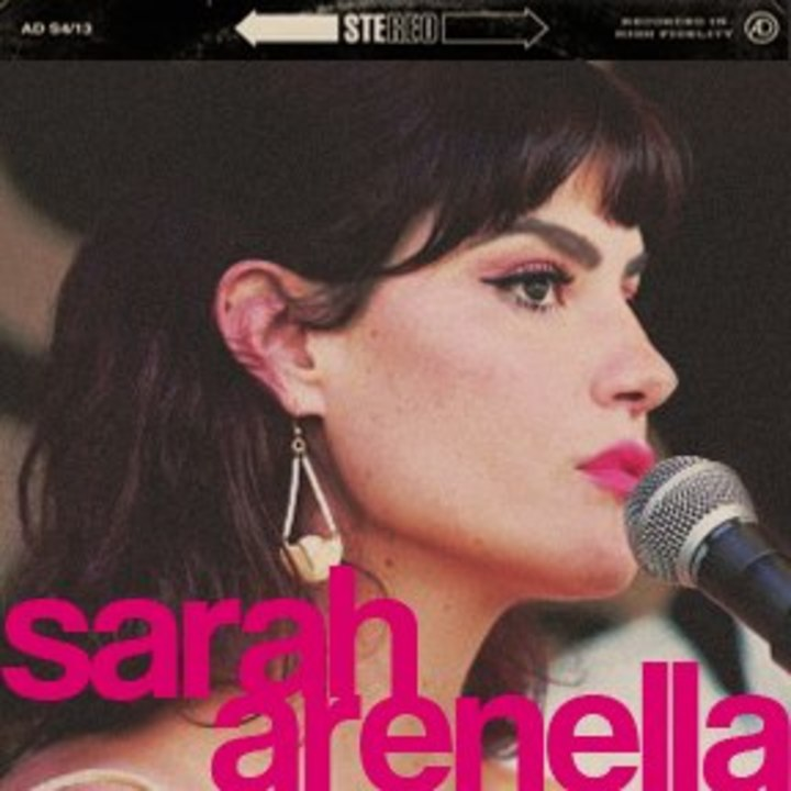 Sarah Arenella Tour Dates