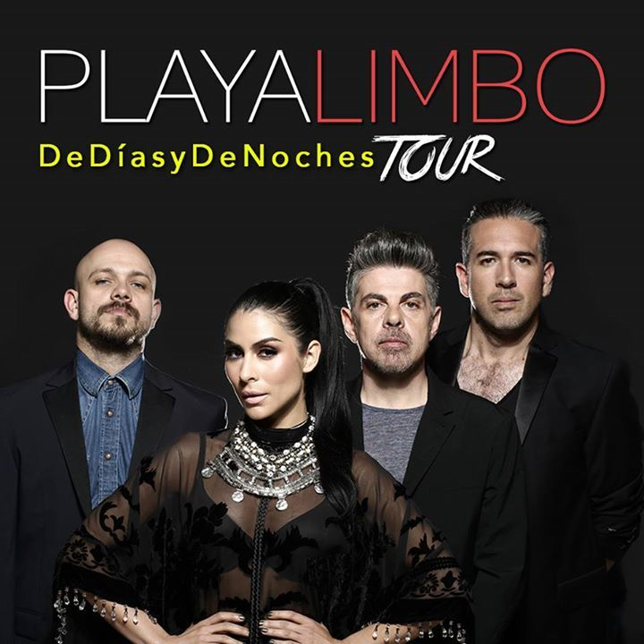 Playa LImbo Tour Dates