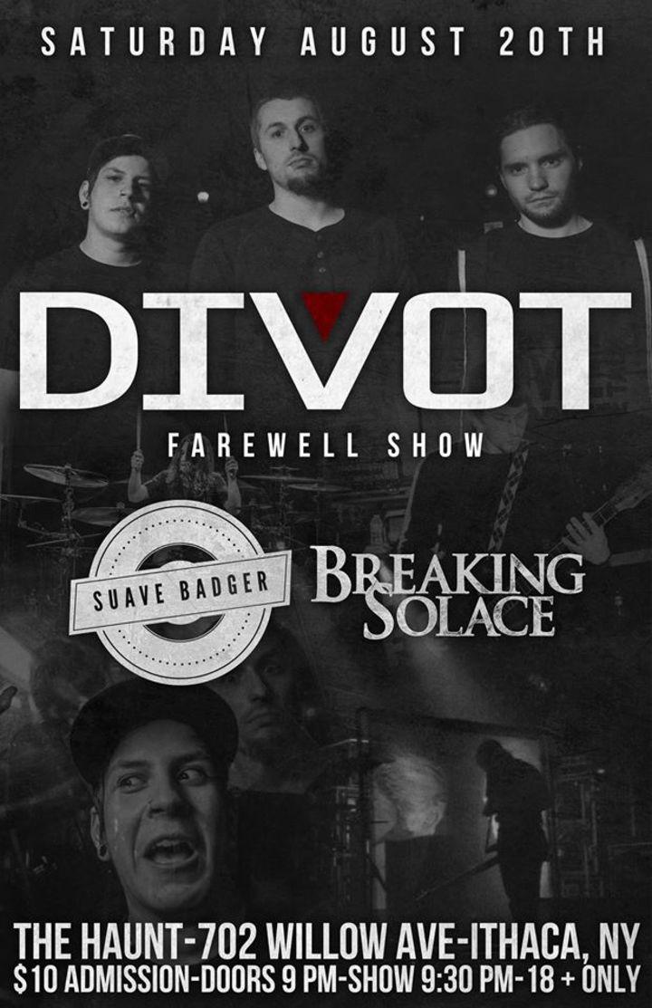 Divot Tour Dates