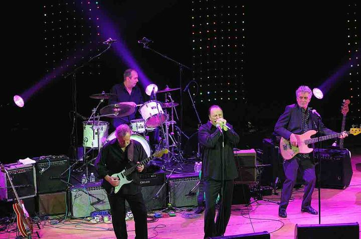 Downchild Blues Band @ Casino Regina Showroom - Regina, Canada